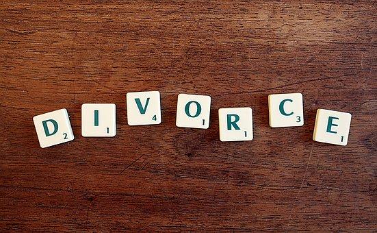divorce.